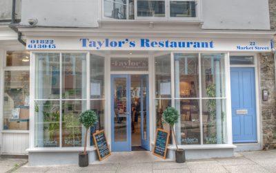 Taylor's Restaurant Tavistock