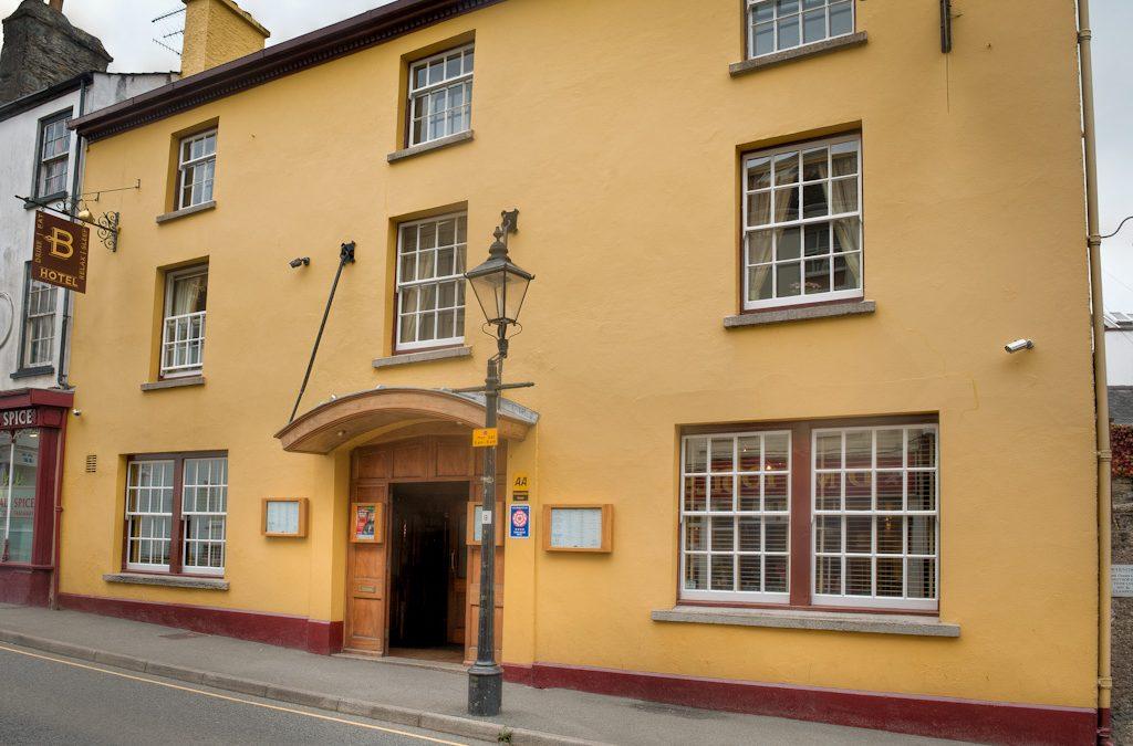 Browns Restaurant Tavistock